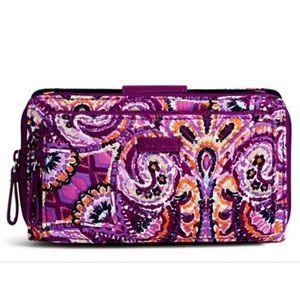 NWT Vera Bradley Iconic All Together Crossbody Bag